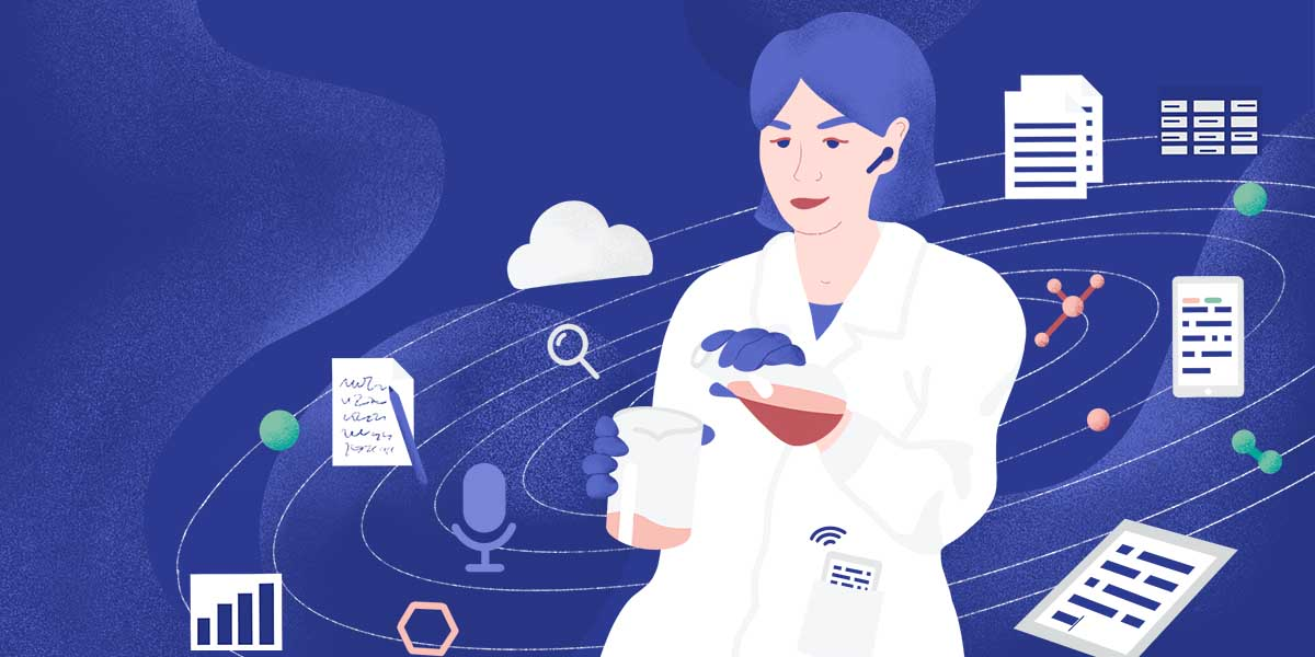 Whitepaper User-Centered Design to Drive the R&D Lab of the Future - The Lab of the Future