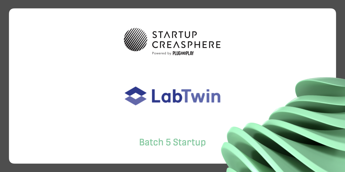 LabTwin Joins Startup Creasphere, Europe's Largest Open Innovation Platform