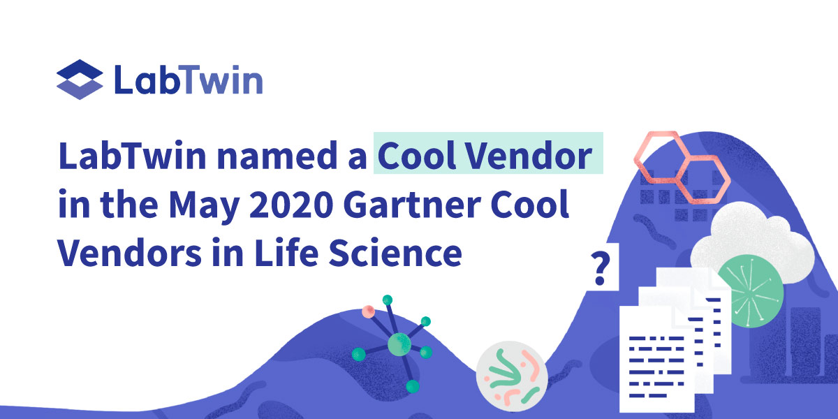 Gartner Cool Vendor May 2020 - LabTwin