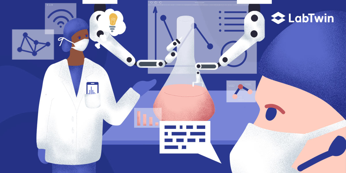Supporting Scientists in a Semi-Automated R&D Lab
