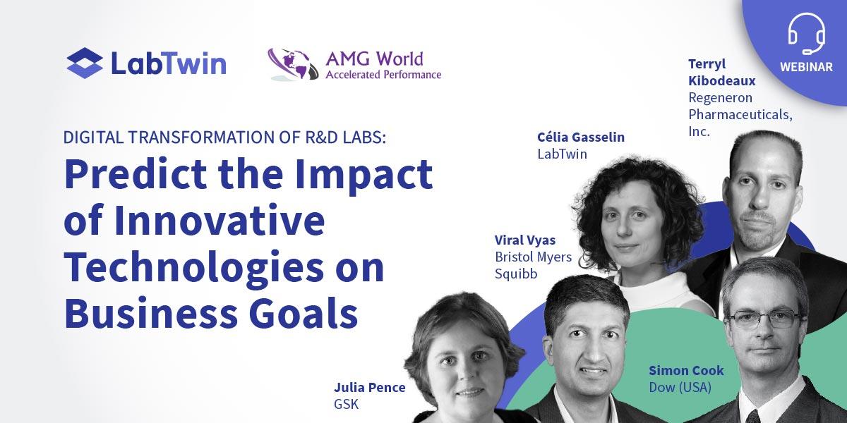 innovative technologies R&D IT Pharma
