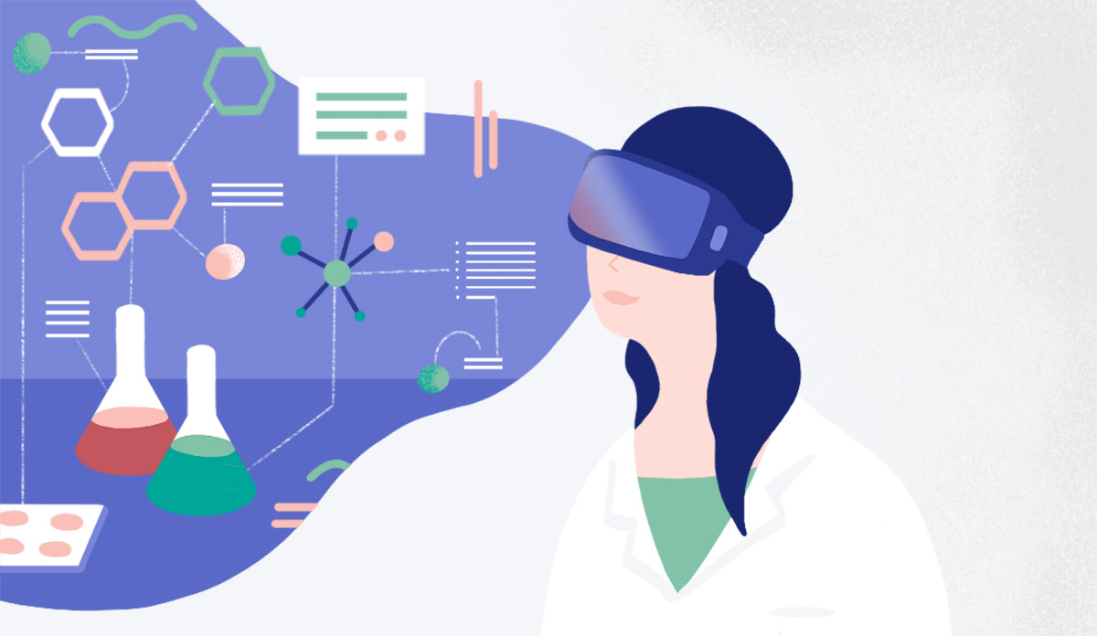 Lab of the Future and Augmented Reality (AR)